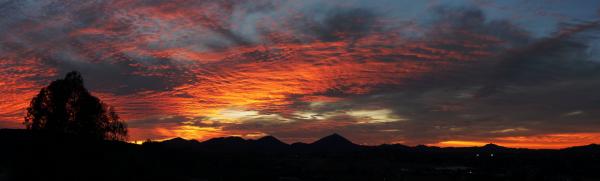 Beautiful-Ramona-Sunset