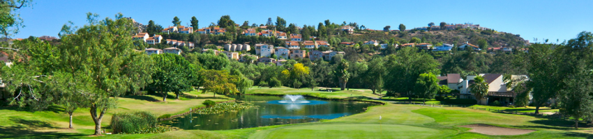 San Vicente Golf Course in the SDCE area of Ramona